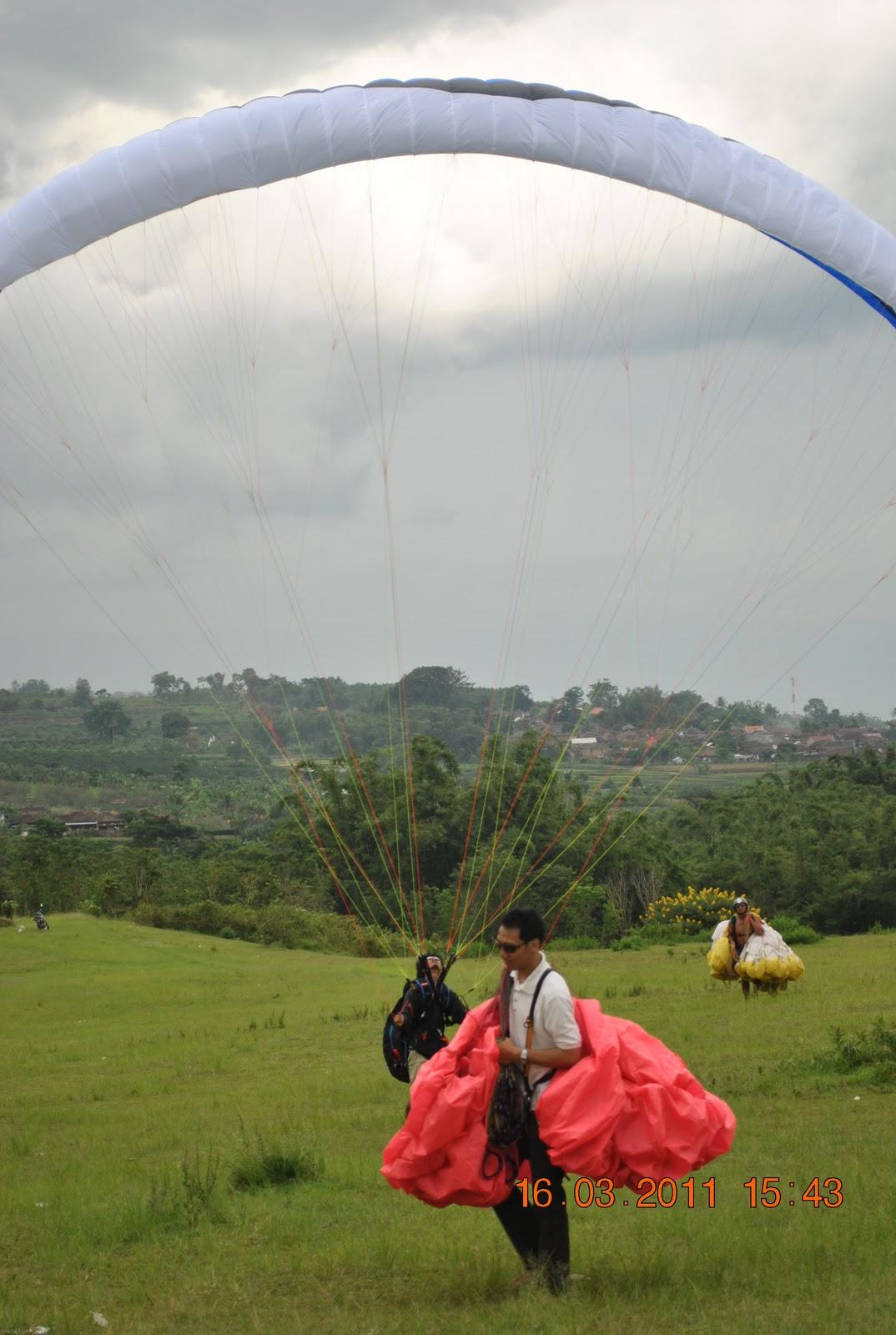 Paralayang Batu Jawa Timur Indonesia Harga Kursus