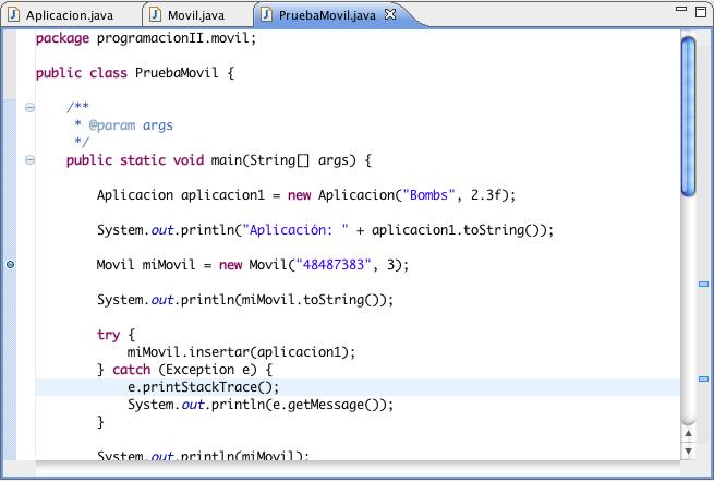 A vueltas con la programaci n depuraci n de java con eclipse for Como programar en java