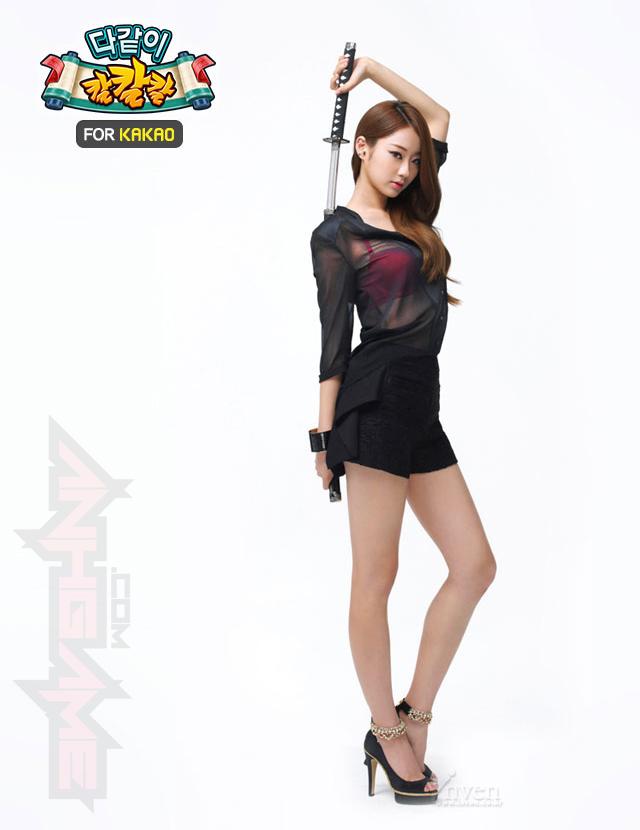 Showgirl xinh đẹp của Dagat-i Kal Kal Kal - Ảnh 4