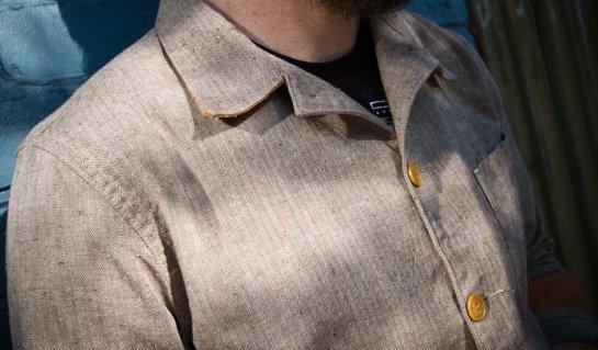 Saito Shirt-Jacket