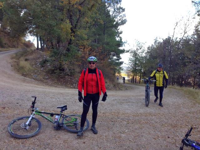 Ruta de la Peña Btt la Loma por Sierra Mágina