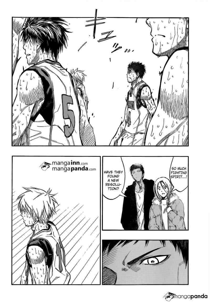 Kuroko no Basket Manga Chapter 200 - Image 06