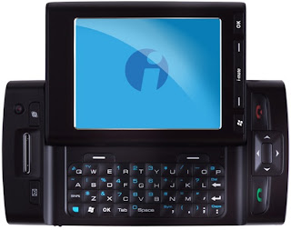 i-mate ultimate 9502 runs with windows mobile OS