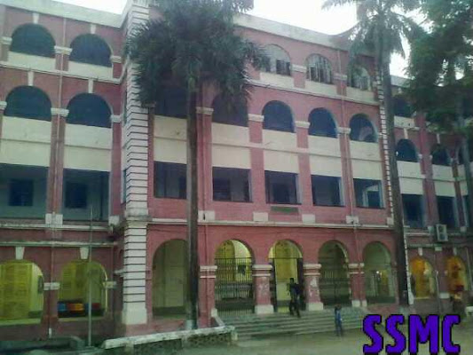 Sir Salimullah Medical College Mitford Hospital