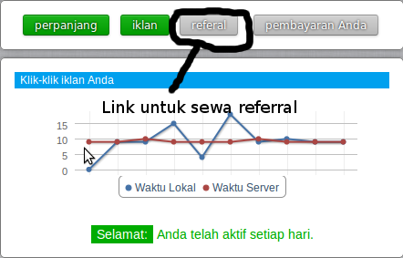link sewa referral