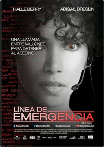 Linea De Emergencia [2013] [DvdRip] [Latino]