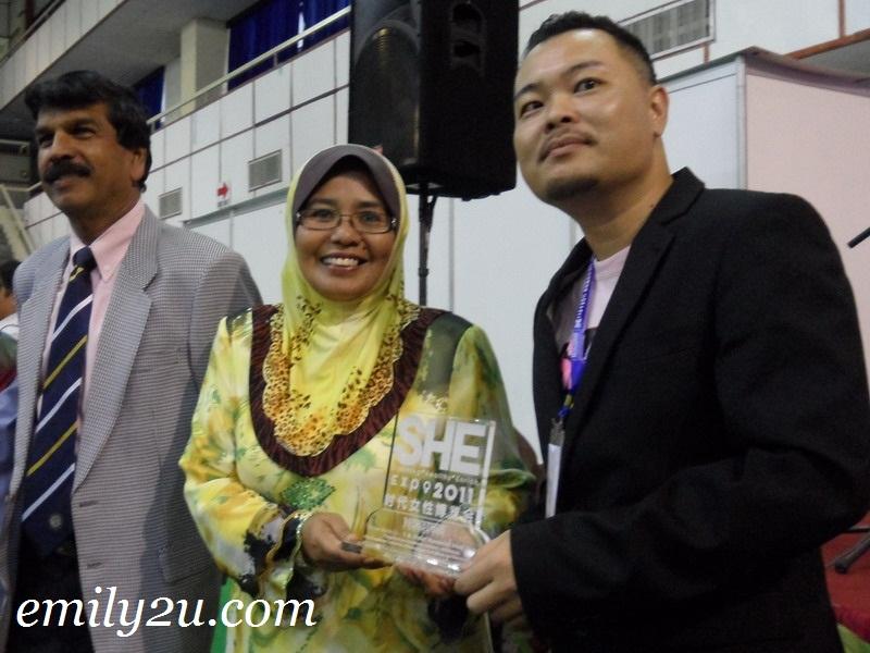 S.H.E. Expo 2011 @ Ipoh, Perak