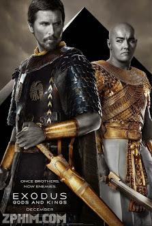Cuộc Chiến Chống Pha Ra Ông - Exodus: Gods and Kings (2014) Poster