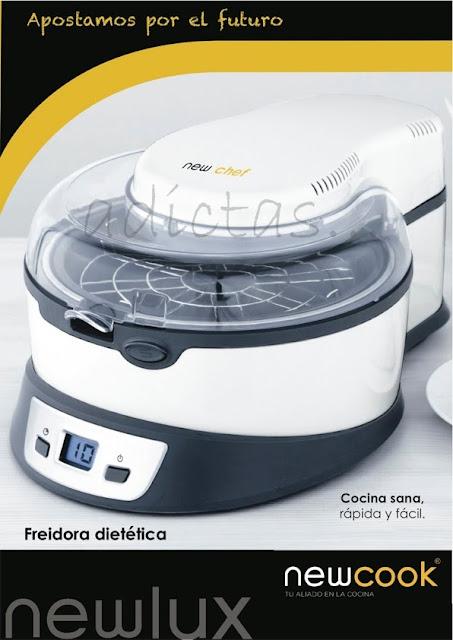 Ollas programables tapa horno robots y mucho mas el - Robot de cocina lady master future ...