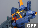 Earth Federation Forces (EFF) RMS-154 Refined Barzam