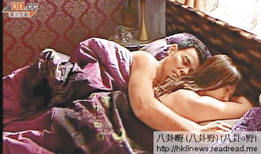 《雷霆掃毒》劇稍後會播出徐子珊與黃智賢的床戲。