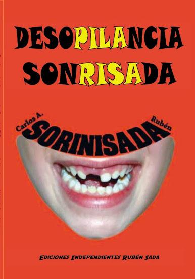 Libro Desopilancia sonrisada