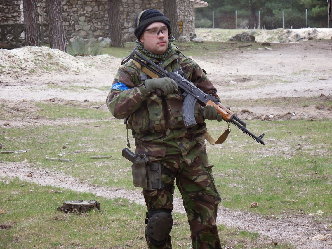 15 Marzo '15 Operation Thunder Valladolid 1