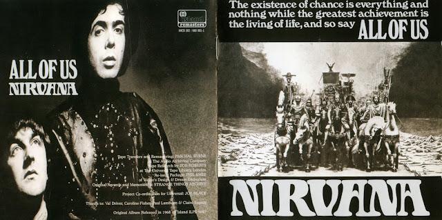Nirvana ~ 1968 ~ All of Us