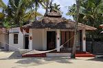 Notre bungalow, plage de Mararikulam