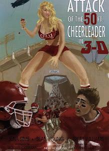 Cuộc Chiến Của Các Cô Gái Chân Dài - Attack Of The 50 Foot Cheerleader poster