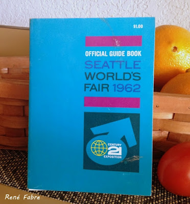 Official Seattle World's Fair Handbook