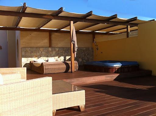 terraza junior suite cala mesquida vanity suites