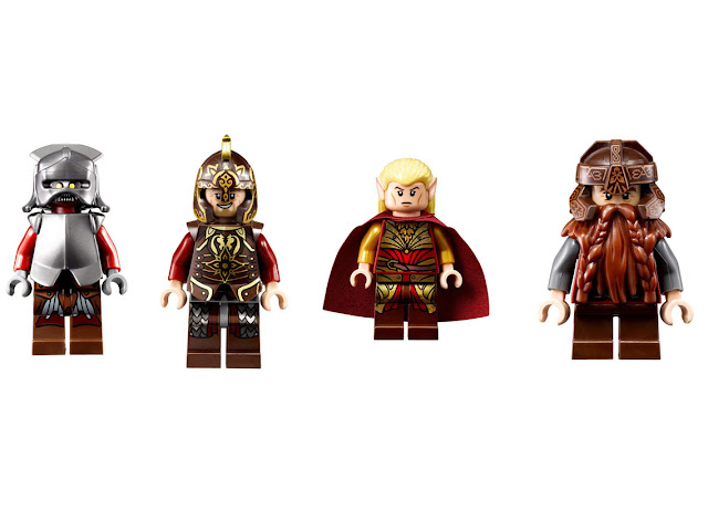 9474 レゴ ヘルムズディープの戦い(ロード・オブ・ザ・リング)