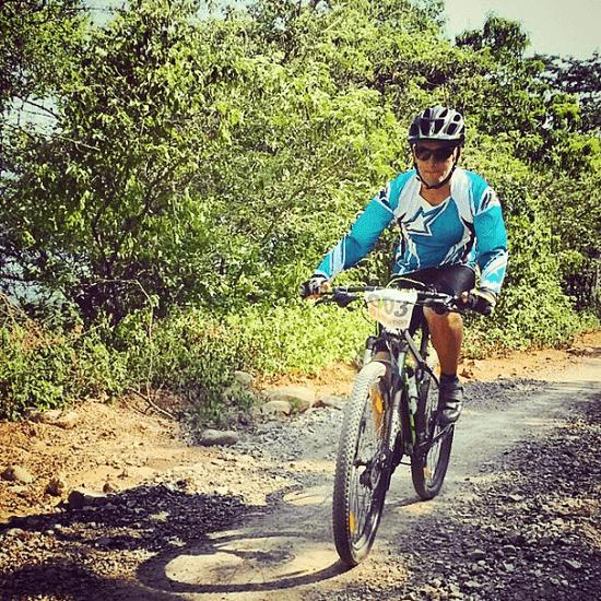 ruta bicicleta colombia