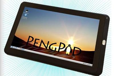 PengPod, un proyecto para fabricar tablets Linux de bajo coste