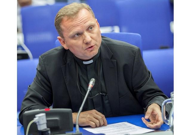 Tòa Thánh: 'Khủng hoảng di cư, buôn người một sự khủng hoảng của nhân loại'