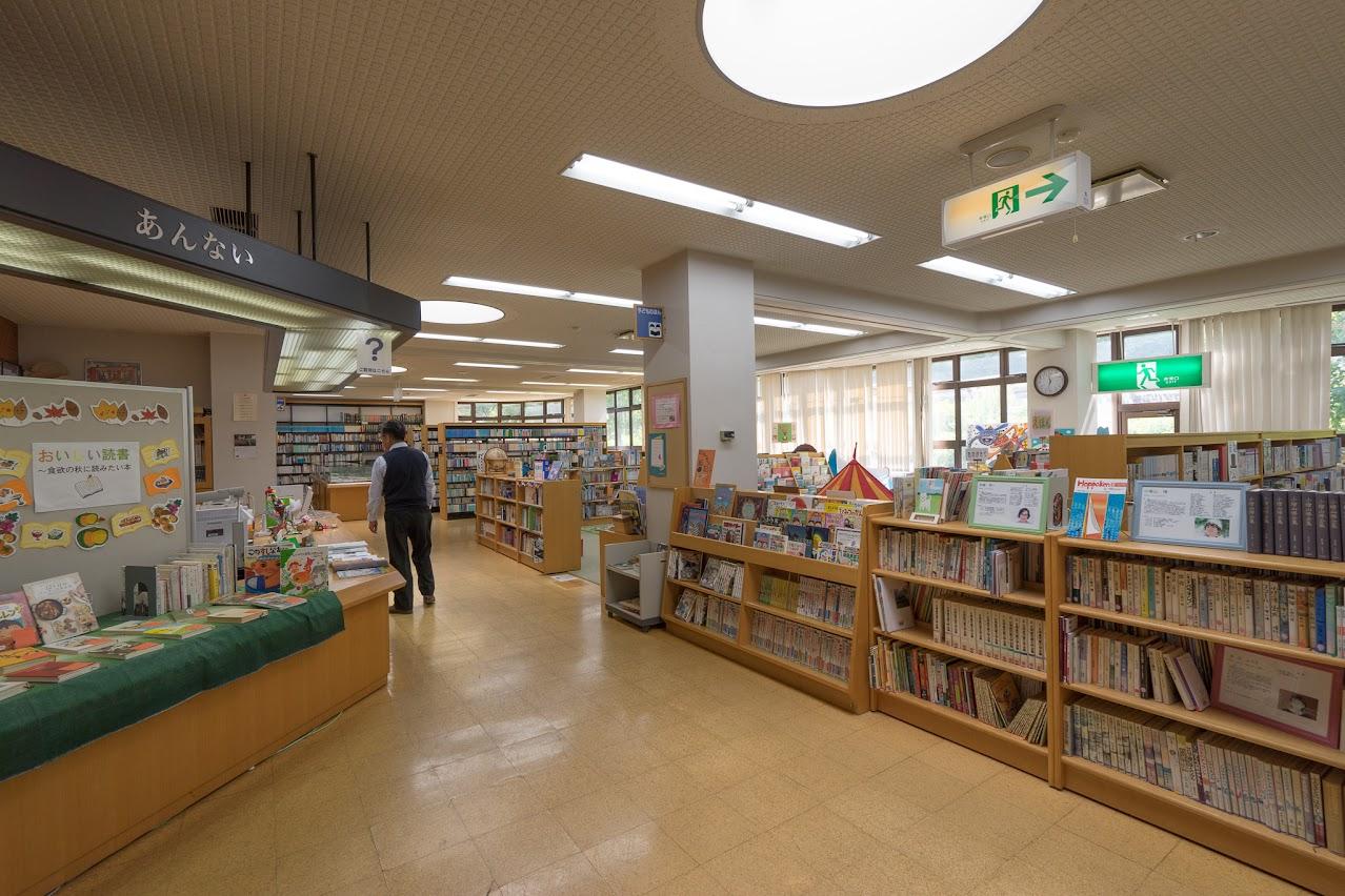 滝上図書館