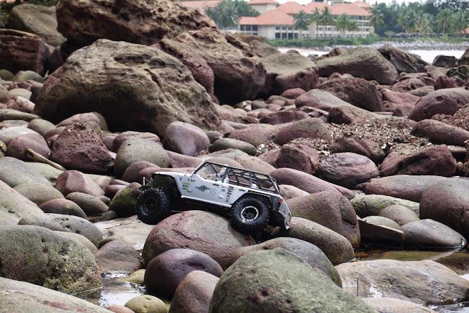 jeep - Axial Jeep Borneo escapade P1020598
