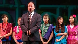 हङकङमा 'नेपाली विद्यार्थी साँझ २०१२' (Video)