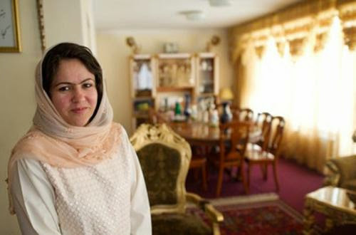 News Afghan Women In Fight Over Rights Law