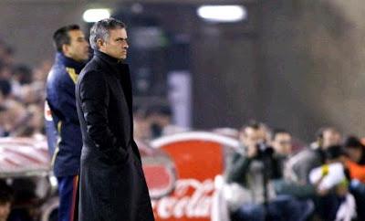 Mourinho won in Santander