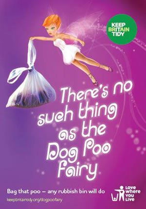 There's no such thing as the Dog Poo Fairy - with Dorsetdog.com