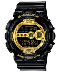 Jam Tangan Digital  Casio G-Shock : DW-5600HR-1A