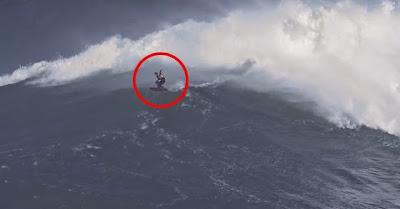 As maiores ondas do mundo na Praia do Norte, Nazaré