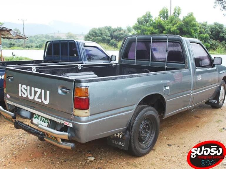 รถมือสอง ISUZU TFR มังกรทอง SPARK EX 2.5 MT ปี2535 ภาคเหนือ เชียงใหม่