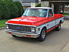 1972 Chevy Cheyenne Super SWB. Factory 402, auto, PS, PB, A/C, Tilt, Cruise,more