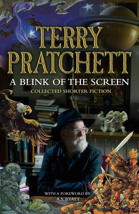 okładka zbioru opowiadań Pratchetta