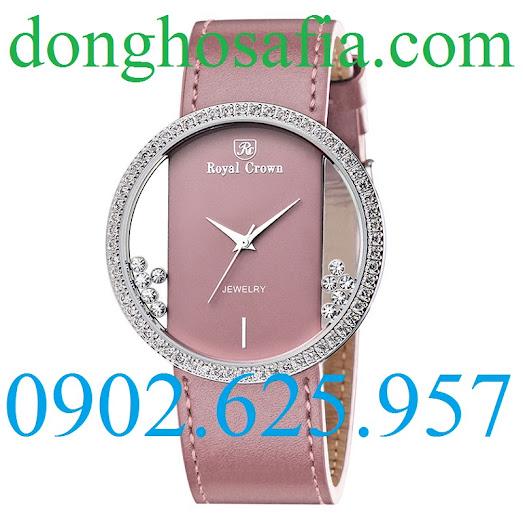 Đồng hồ nữ Royal Crown 6110