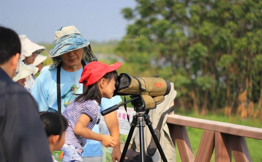 台南安平景點,鹽水溪河口溼地-8