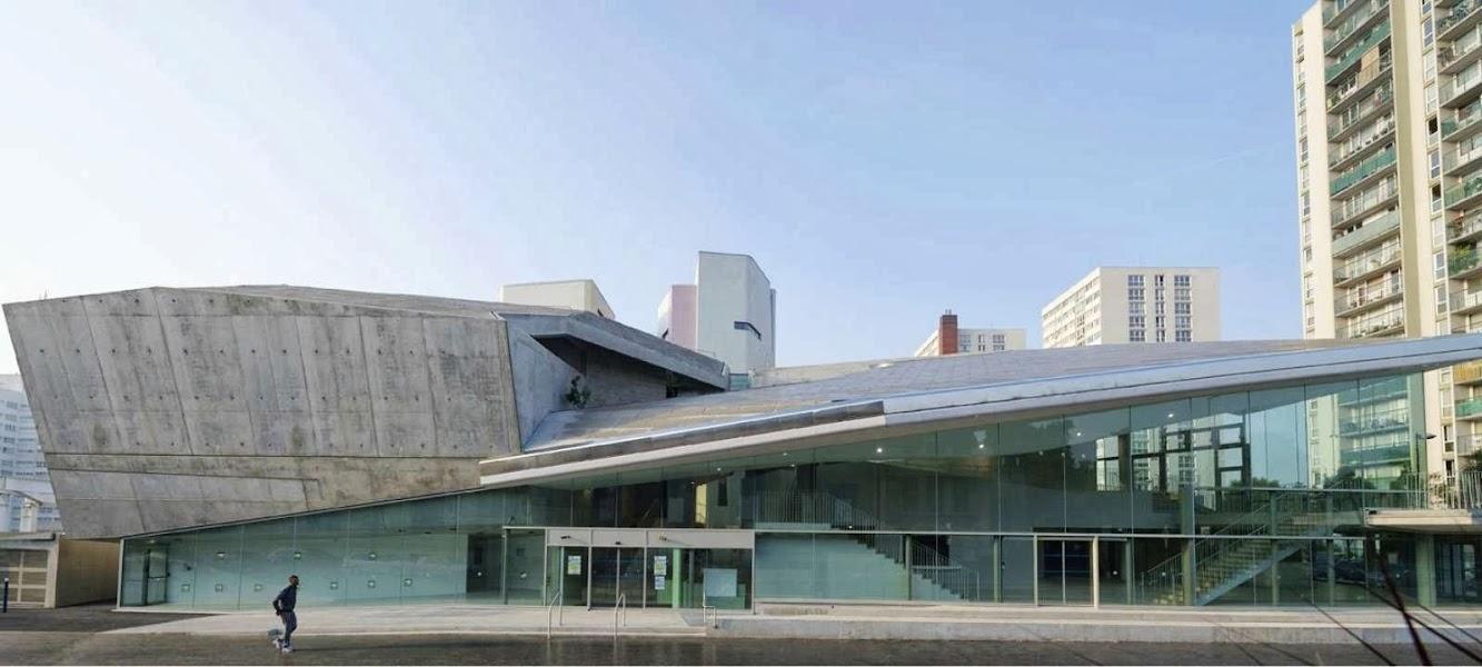 Conservatoire D'Aubervilliers by FranÇOis Chochon & Laurent Pierre Architectes