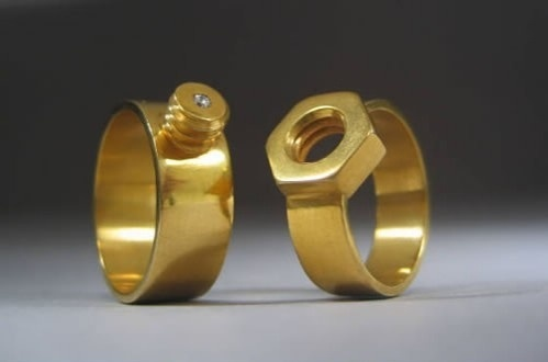 But Bolt Couple Ring