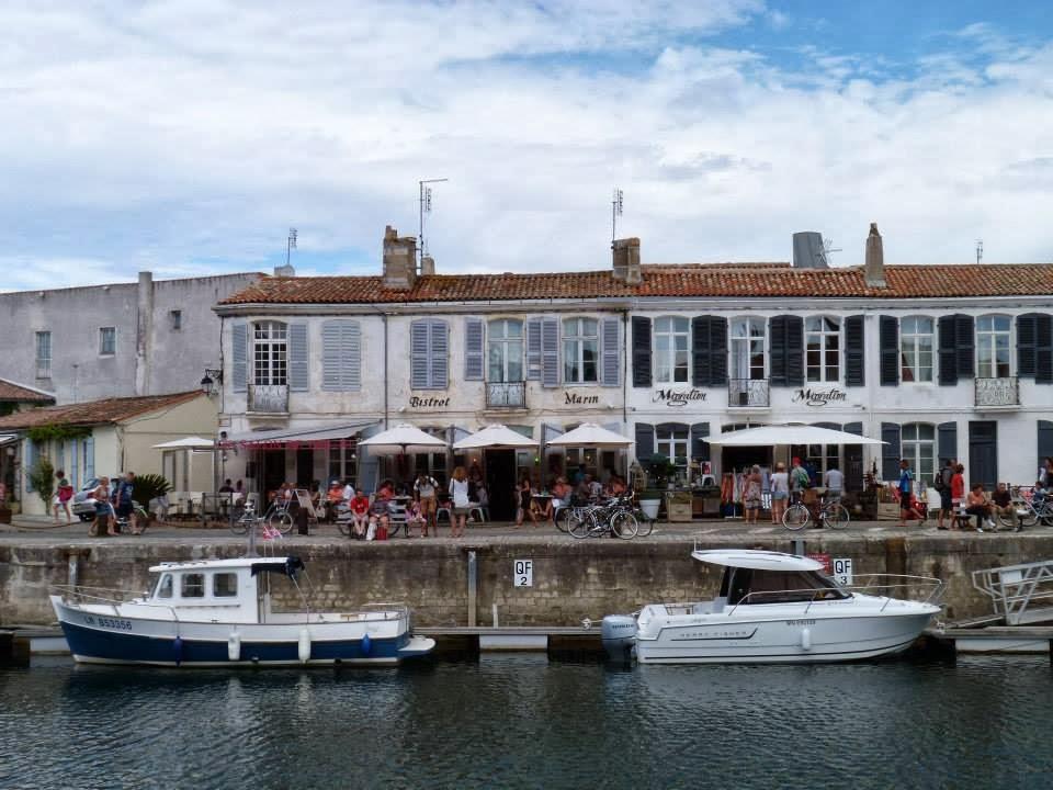 île de Ré - port de Saint-Martin-de-Ré