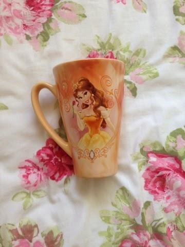 Belle Mug disney store