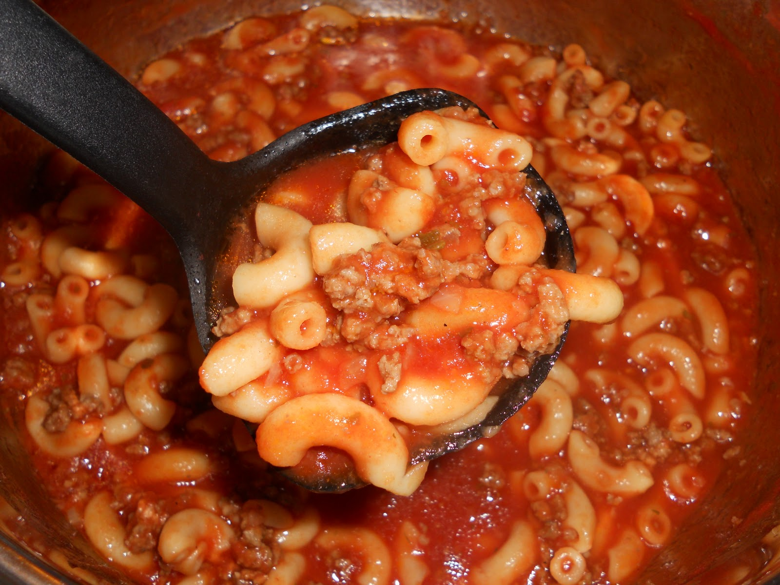 Kristi's Kitchen Kreations: Tomato Macaroni Soup