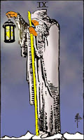 el ermitaño arcanos mayores