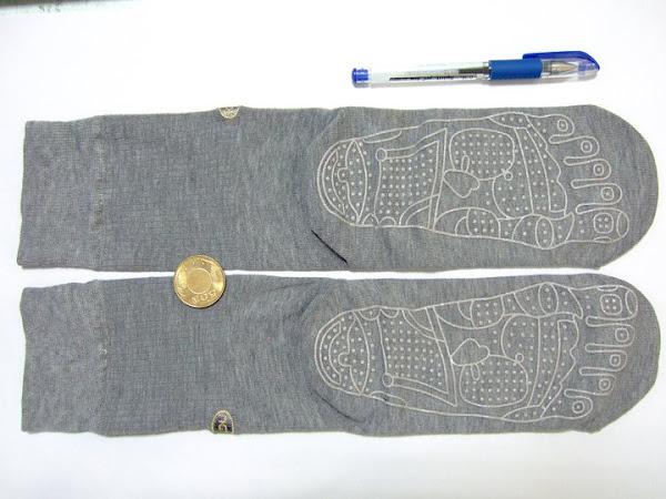 豐本實業- 負離子襪子NG品 免費索取活動!! 送完為止