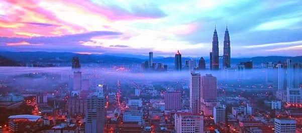 Férias em Kuala Lumpur