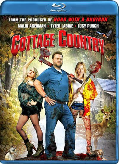 Filme Poster Cottage Country BRRip XviD & RMVB Legendado