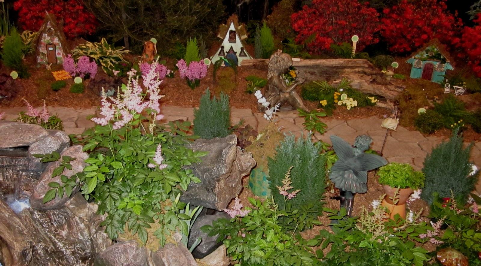 The Moonlight Gardener Cny Blooms Garden Show Review