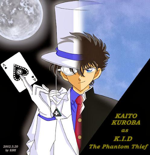 Magic Kaito Kid Trọn Bộ